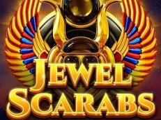 jewel scarabs